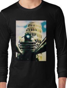 Dalek Selfie Long Sleeve T-Shirt