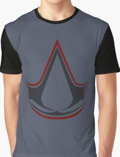 °GEEK° Assassin's Creed Logo  Graphic T-Shirt
