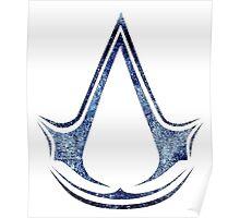 °GEEK° Assassin's Creed Logo Poster