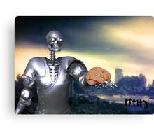 Hamlet Science-Fiction Canvas Print