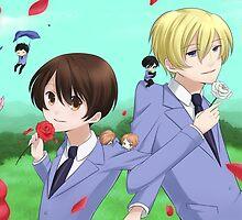 Rose Garden OHSHC by Kairui by Anna Lee