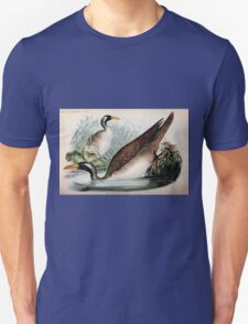 Proceedings of the Zoological Society of London 1848 - 1860 V2 Aves 004 T-Shirt