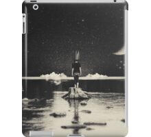 The Day Has Eyes, The Night Has Ears iPad Case/Skin