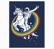 Beast on an unicorn!! Kids Tee