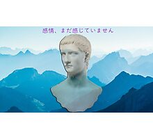 bust Photographic Print