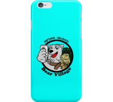 BEAR VILLAGE iPhone Case/Skin