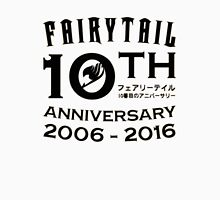 Fairy Tail 10th Anniversary! Unisex T-Shirt