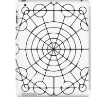 Geometric Circles 2 iPad Case/Skin