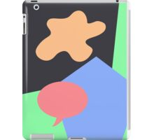 Shapes of art iPad Case/Skin