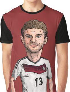 Fussball Graphic T-Shirt