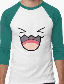 wobbufett pokemon Men's Baseball ¾ T-Shirt