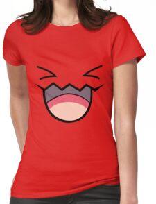 wobbufett pokemon Womens Fitted T-Shirt
