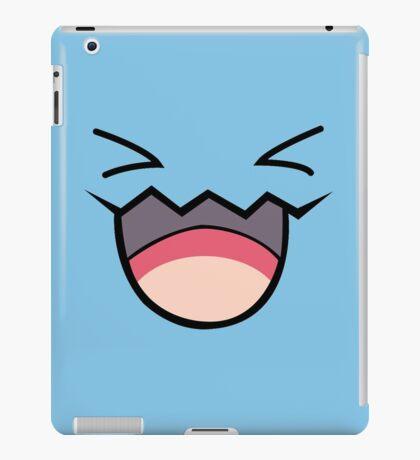 wobbufett pokemon iPad Case/Skin