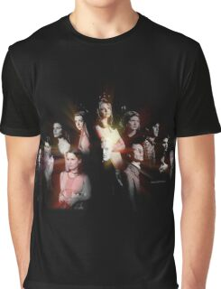 Buffy - Characters Graphic T-Shirt