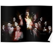 Buffy - Characters Poster