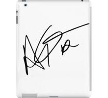 DRAKE signature iPad Case/Skin