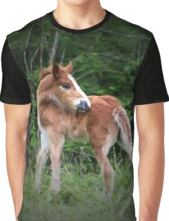 Why is my tail so short? Graphic T-Shirt