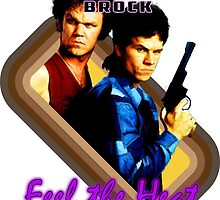 Brock and Chest- Feel the Heat by pakaku