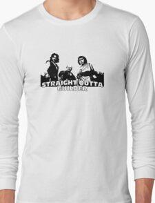 Straight Outta Guilder Long Sleeve T-Shirt
