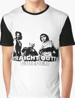 Straight Outta Guilder Graphic T-Shirt