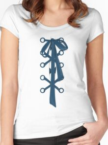 Lace Women's Fitted Scoop T-Shirt