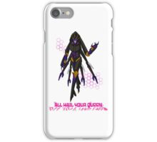 Airachnid the Rescue Con iPhone Case/Skin
