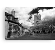 Stamford Town, Lincolnshire, England Canvas Print