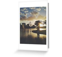 RIGHTEOUS VICE Greeting Card