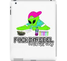 Fuckin'Rebel iPad Case/Skin