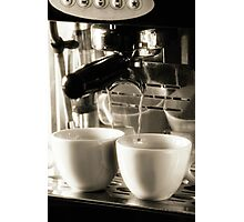 Coffee Lover 3 Photographic Print