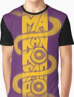 Makankosappo Graphic T-Shirt