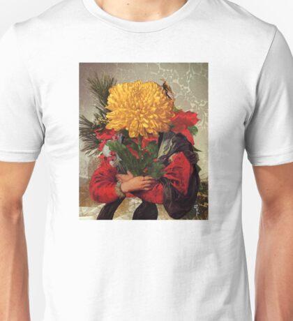 Portrait of Susanna Fourment as a Flower Arrangement Unisex T-Shirt