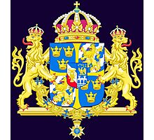 KINGDOM OF SWEDEN Photographic Print