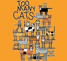 Too Many Cats T-Shirt