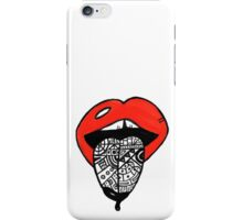 Licked It iPhone Case/Skin