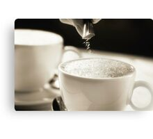 Coffee Lover 5 Canvas Print
