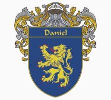 Daniel Coat of Arms/Family Crest Kids Tee