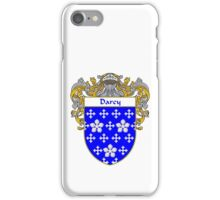 Darcy Coat of Arms/Family Crest iPhone Case/Skin