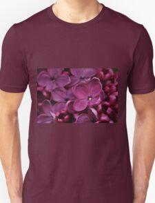 Flieder T-Shirt
