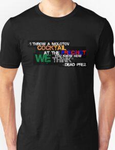 Police State- Dead Prez Unisex T-Shirt
