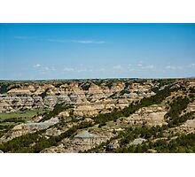 Theodore Roosevelt National Park 5 Photographic Print