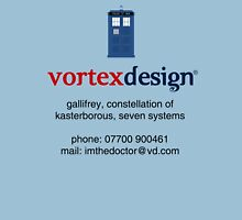 vortex design Unisex T-Shirt