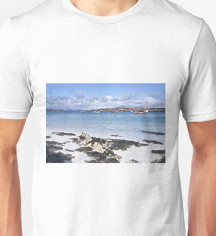 Beach on Isle of Iona Unisex T-Shirt