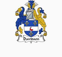 Davidson Coat of Arms/Family Crest Unisex T-Shirt