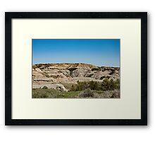Theodore Roosevelt National Park 6 Framed Print
