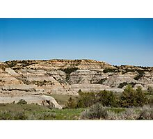 Theodore Roosevelt National Park 6 Photographic Print