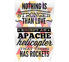 Nothing is Stronger Poster
