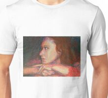 Self Portrait In Profile Unisex T-Shirt
