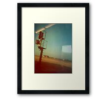 interval Framed Print