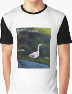 Heron Graphic T-Shirt